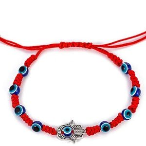 Jewelry - Red String  Eye Charm Bracelets Protection & Luck